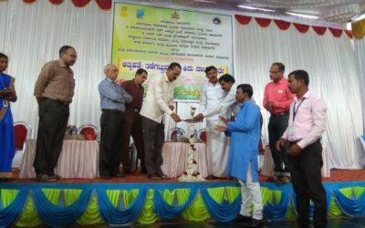 Community activity of IASP: Skit competition on suicide prevention & public talk at Jagaluru, Davangere, Karnataka