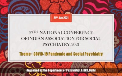 27th e-National Conference of The Indian Association for Social Psychiatry – Report